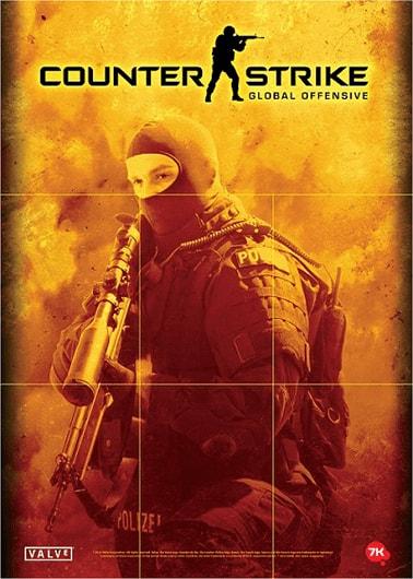 CS: GO Poster