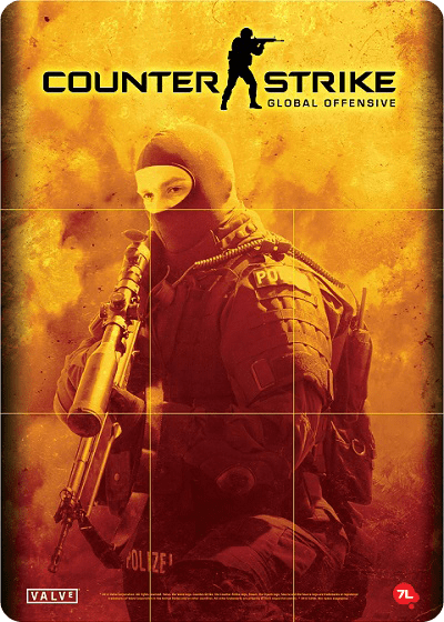 CS:GO Poster