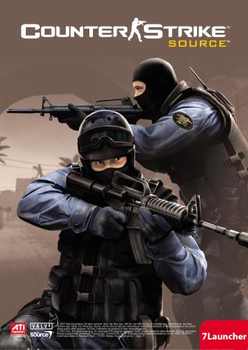 CS Source Poster