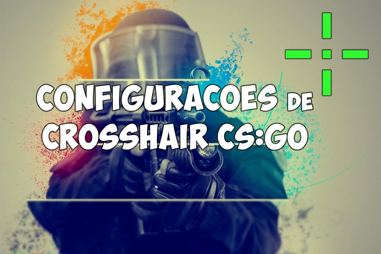Configurações de crosshair no CS:GO