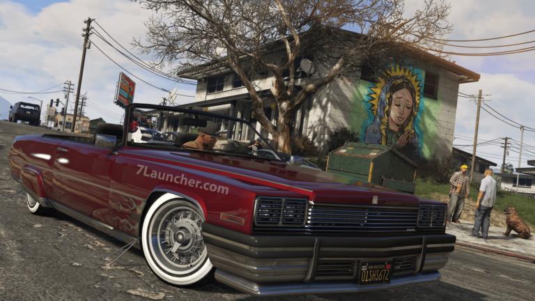 Скриншот GTA V #1