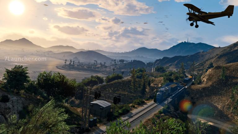 Скриншот GTA V #2