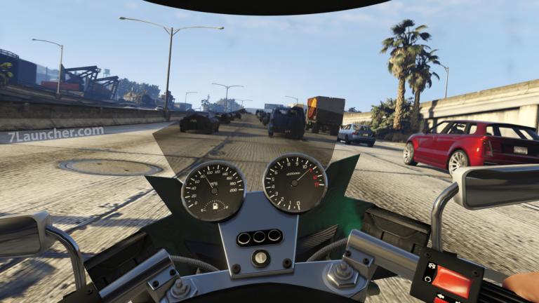 Скриншот GTA V #3