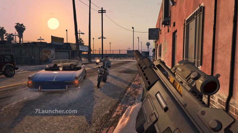 Скриншот GTA V #4