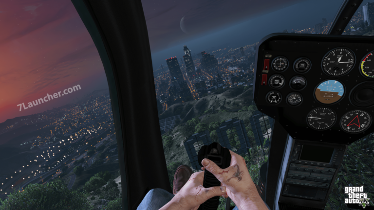 Скриншот GTA V #5
