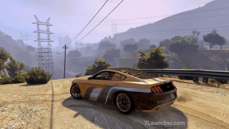Скриншот GTA V #6