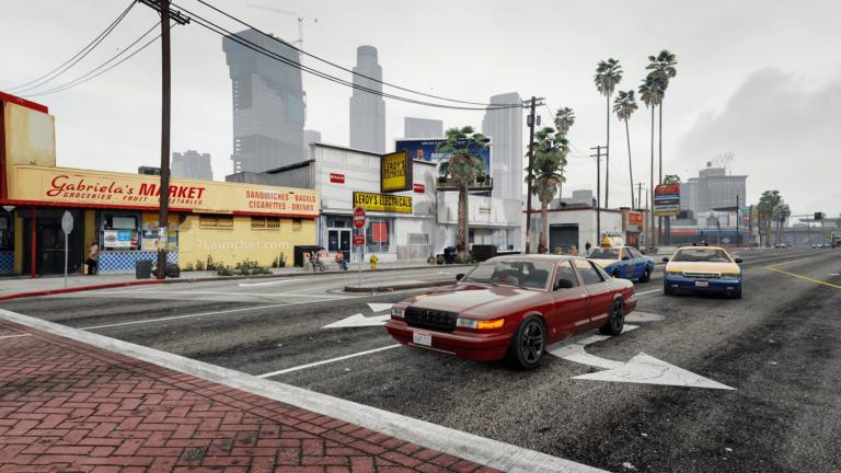 Скриншот GTA V #7